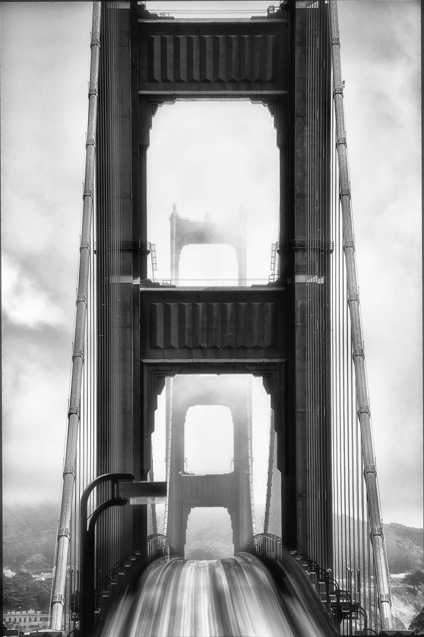 Golden Gate Bridge Artwork