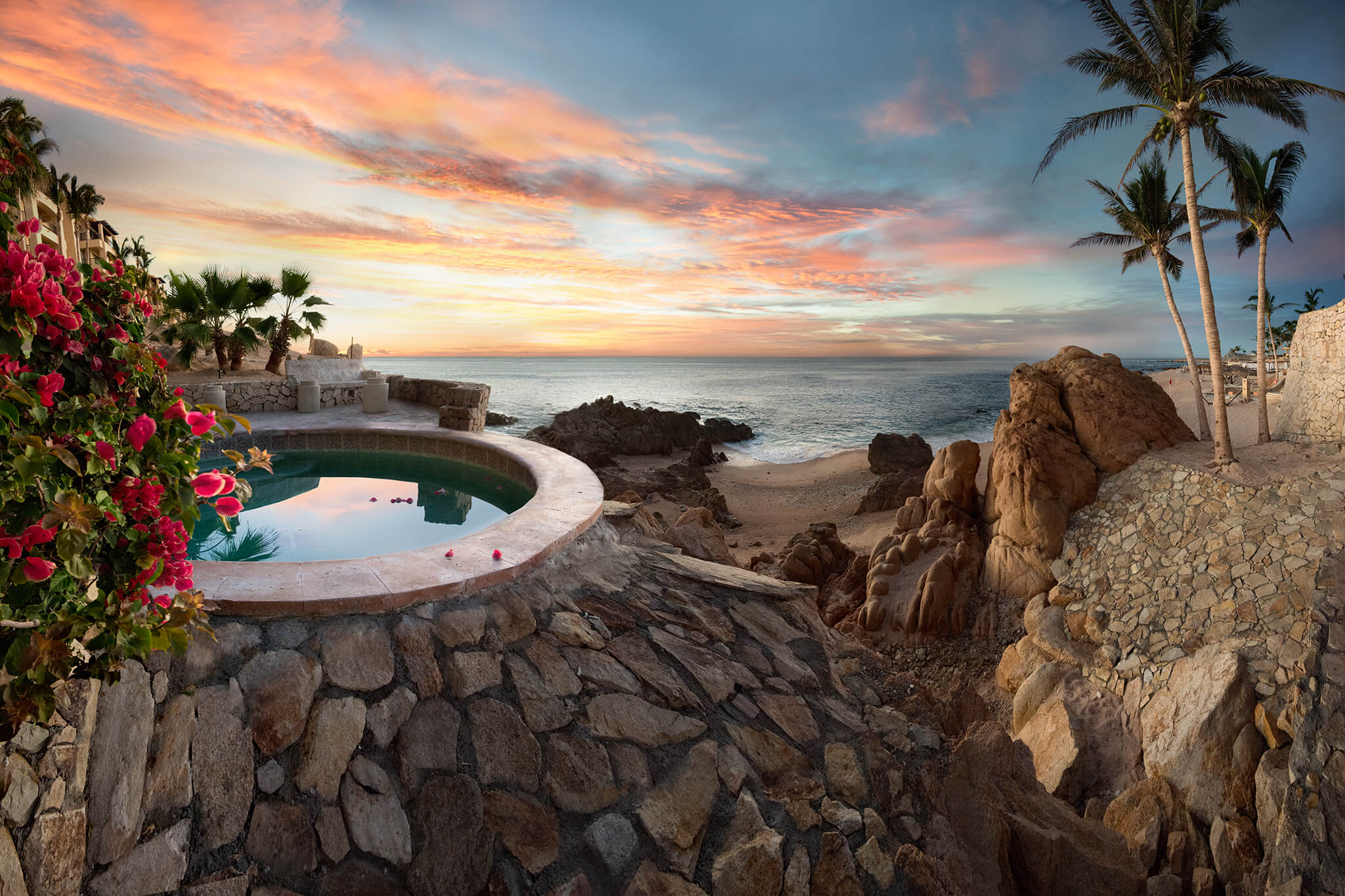 Sunrise Cabo San Lucas Picture