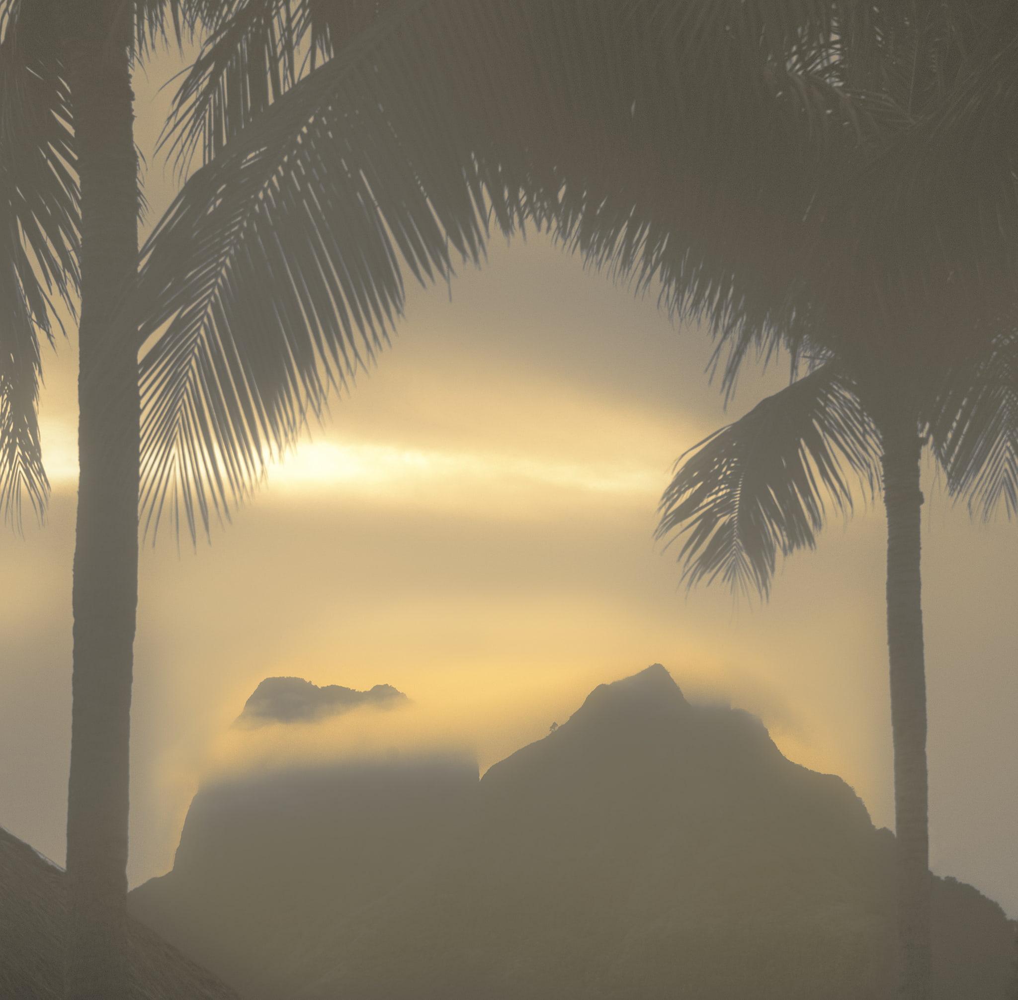 Mount Otemanu Pictures - Bora Bora - Franklin Arts