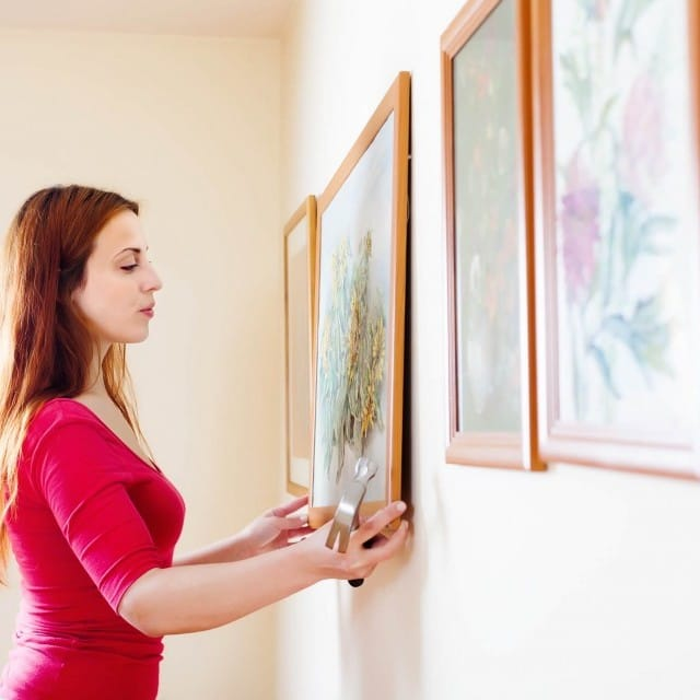 4 Easy Tips For Hanging Multiple Pictures Franklin Arts