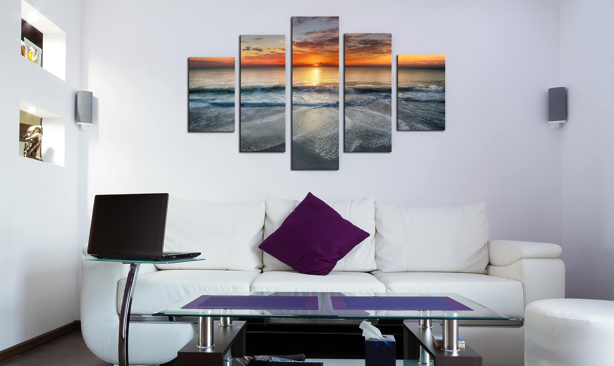 ACCOLADE Living Room Artwork Franklin