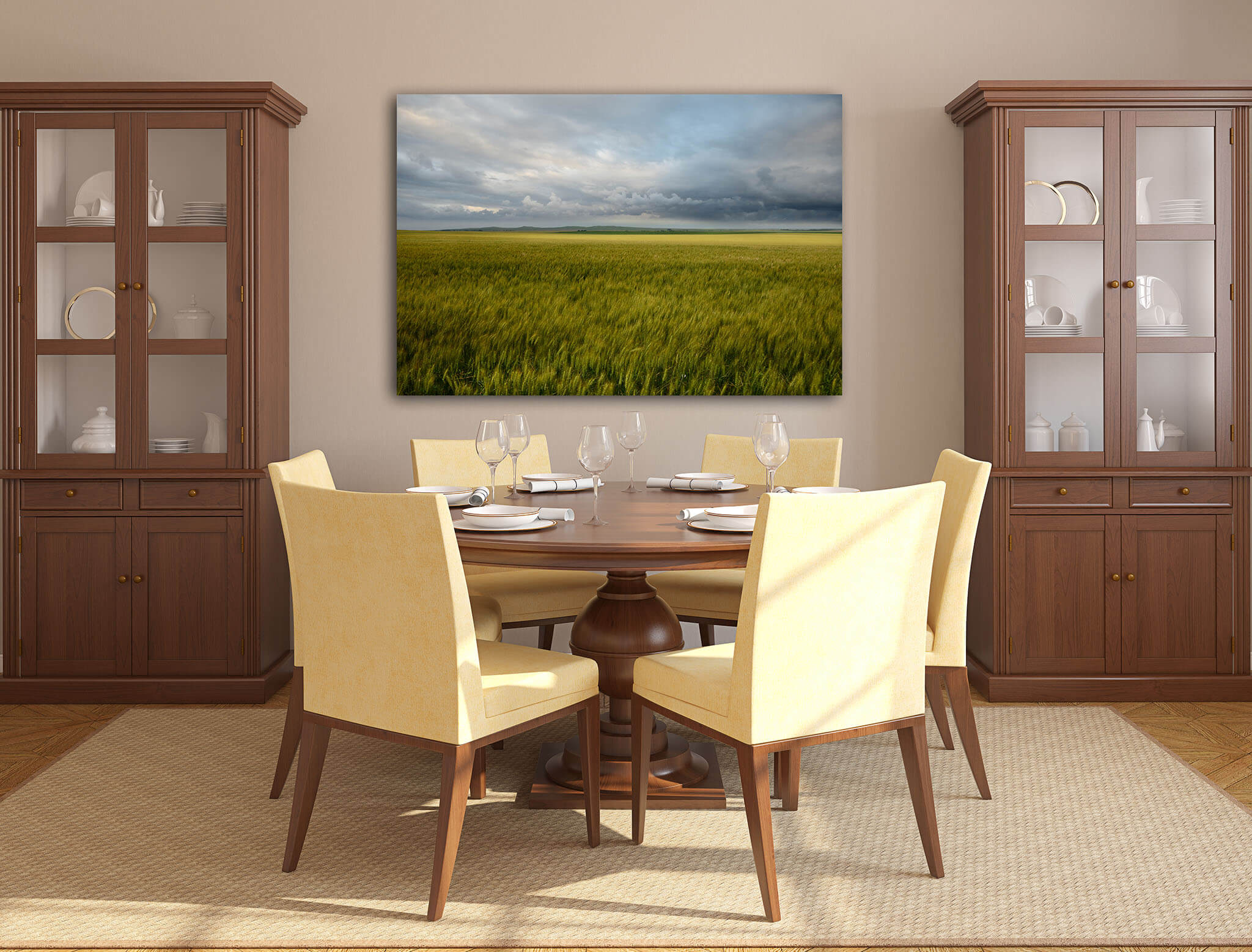 Dining Room Artwork